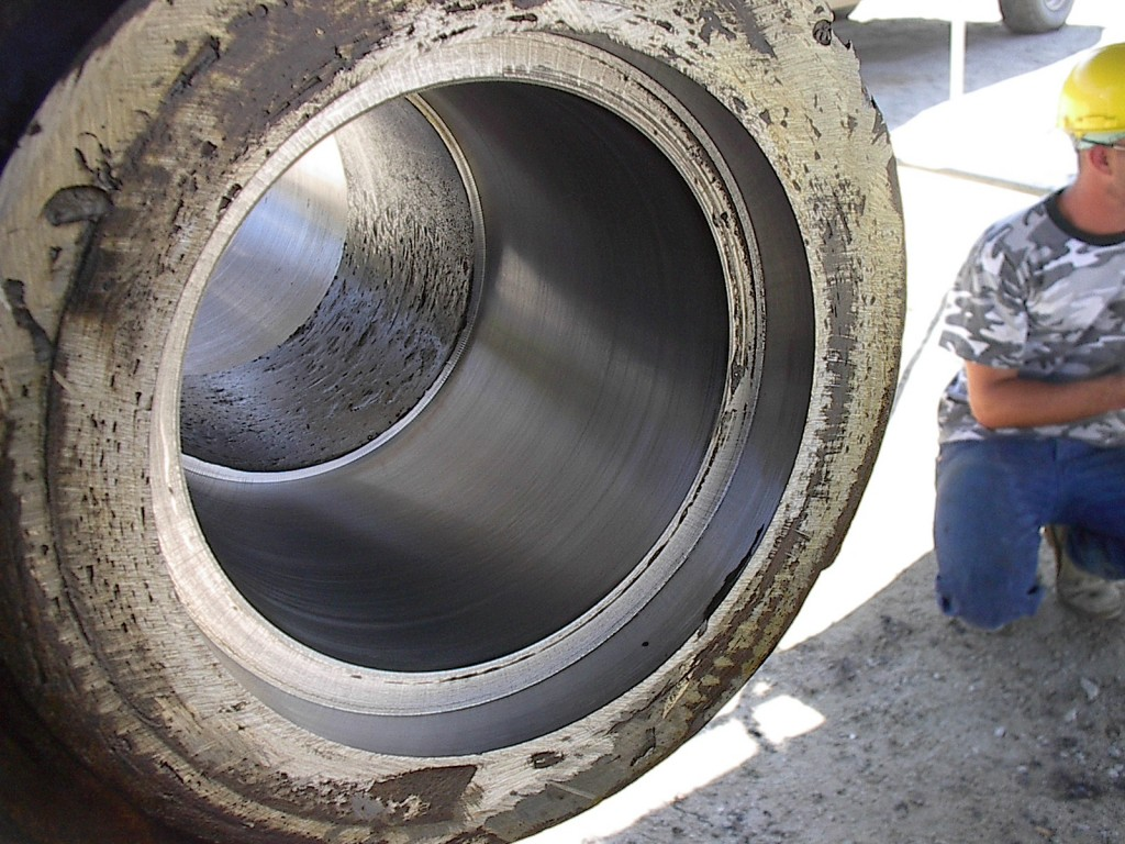 South Florida onsite line boring is a specialty of BS Machine Shop