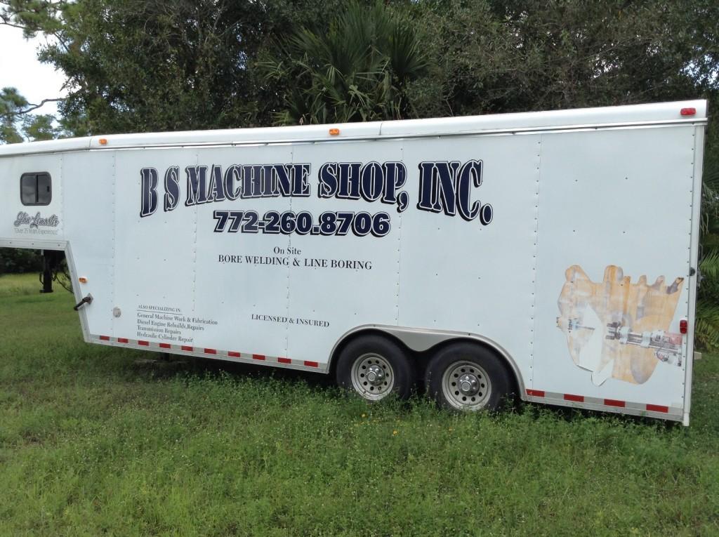 BS Machine Shop