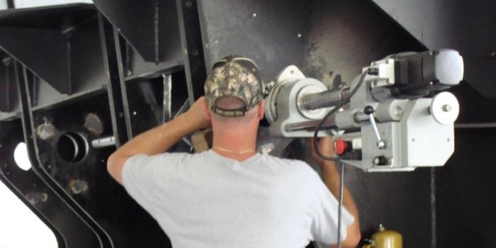 South Florida machine shop, bore welding, line boring, diesel engine rebuilding and more