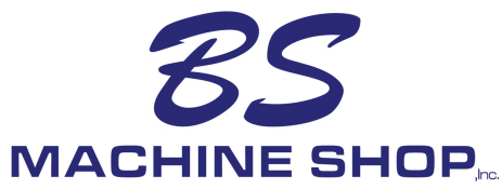 BS Machine Shop logo