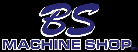 BS Machine Shop logo